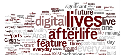 Things to do in the digital afterlife when you're dead